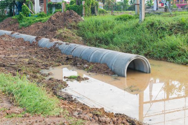 Yard Drainage Algona WA