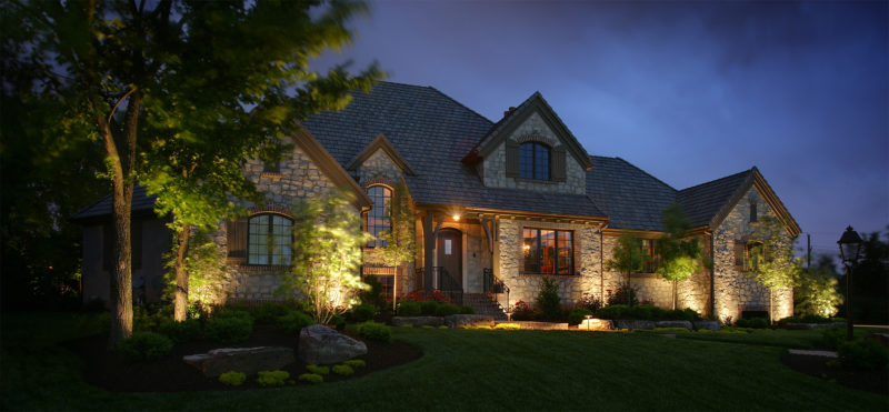 LED Landscape Lighting Lakewood WA