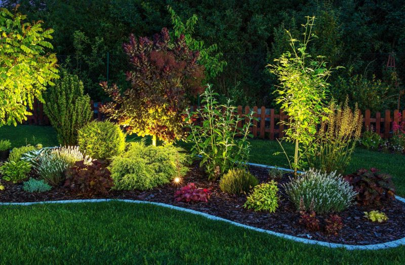 Landscape Lighting Lakewood WA