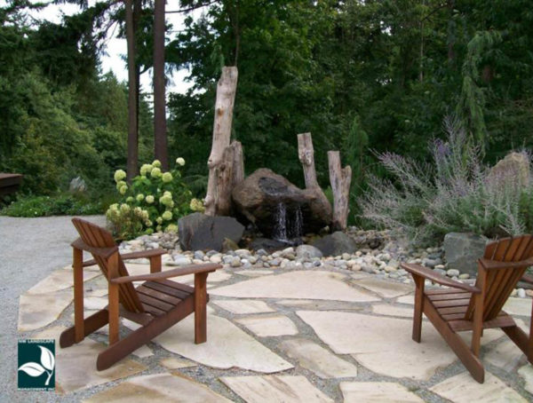 SeaTac Patio Design