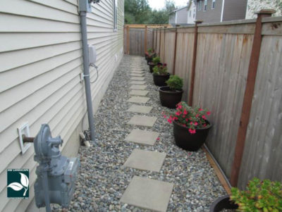 Lake Tapps French Drain