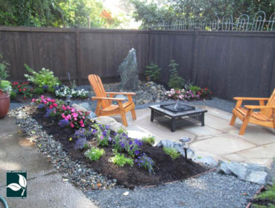 Landscaping Lake Tapps WA