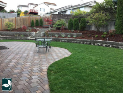 Maple Valley Patio Design