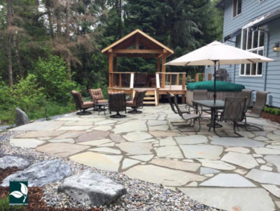 Patios Lake Tapps WA